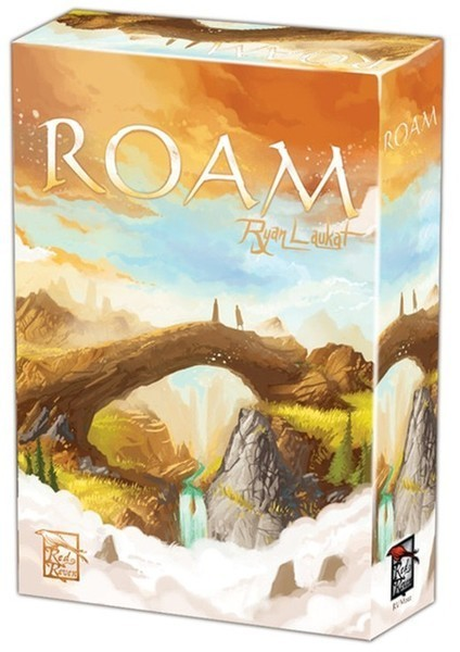 Roam Board Game Coming Soon from Red Raven Games