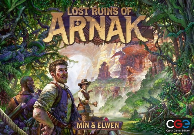 Czech Games Edition Unveils Lost Ruins of Arnak
