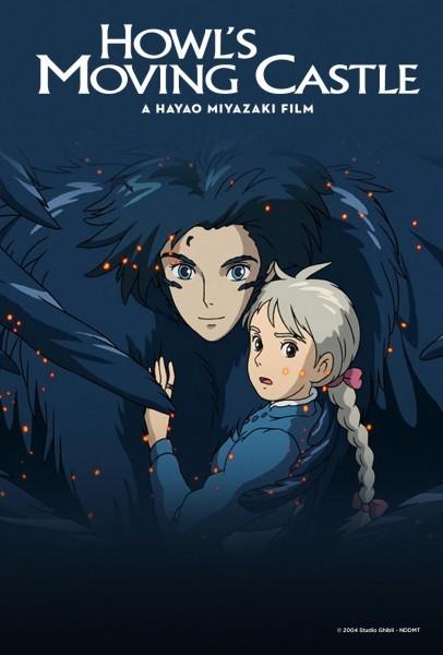 Ghiblapalooza 12 - Howl's Moving Castle
