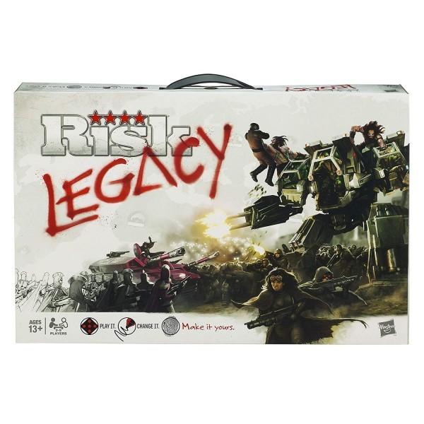 Board Game Revisit - Risk Legacy