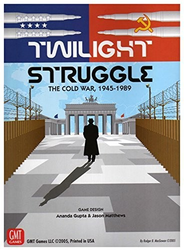 In Soviet Russia, etc. - Twilight Struggle Review