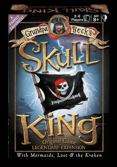Trickin' in the Riggin': A Skull King Board Game Review