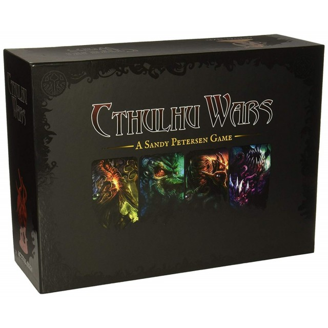 Cthulhu Wars: Part Deux- On Openers, Sleepers, Windwalkers, and Annoying Humans