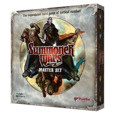 I Summon You To Appear, My Love - Summoner Wars Review
