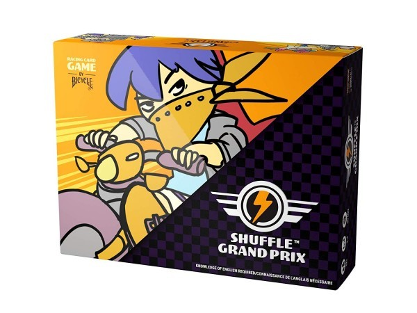Shuffle Grand Prix Board Game Review