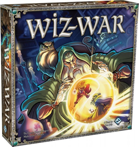 Eat My Spell - Wiz-War Review