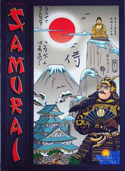Samurai Board Game Review