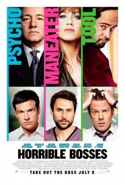 Horrible Bosses - Tow Jockey Five Second Review