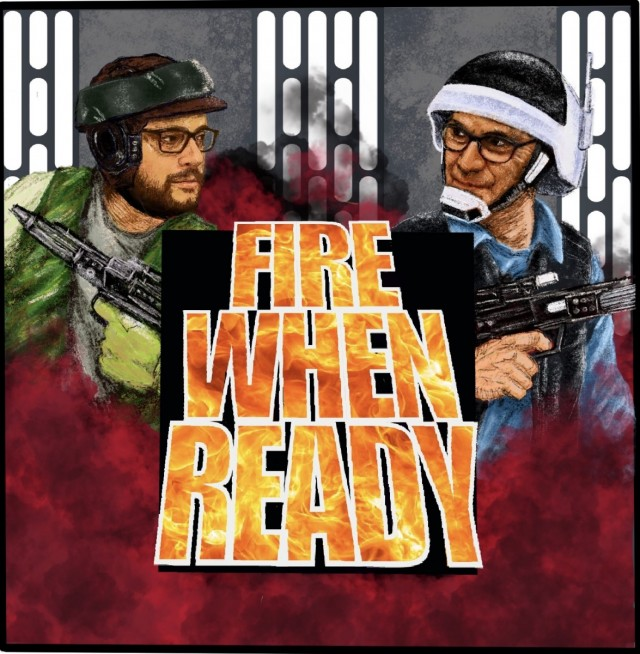 Fire When Ready - The Worst Game of Star Wars: Legion Anyone Has Ever Played