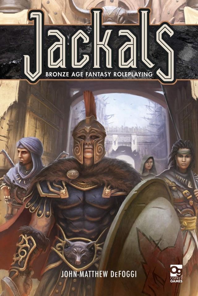 Jackals Plot the Fall of the Children of Bronze - TTRPG Review