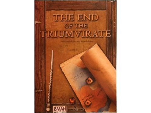End of the Triumvirat