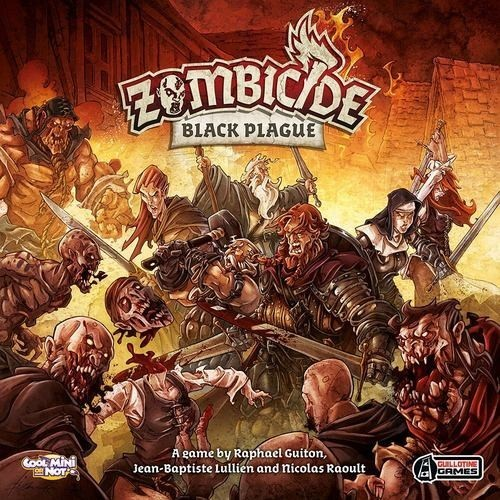 Zombicide: Black Plague