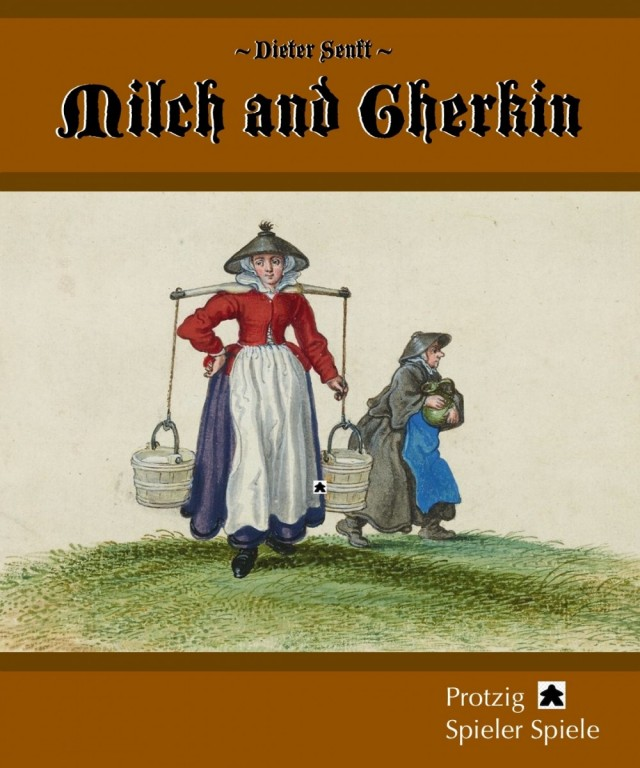 Milch and Gherkin Deluxe Edition Announced
