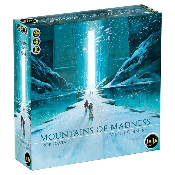 Mountains of Madness Board Game