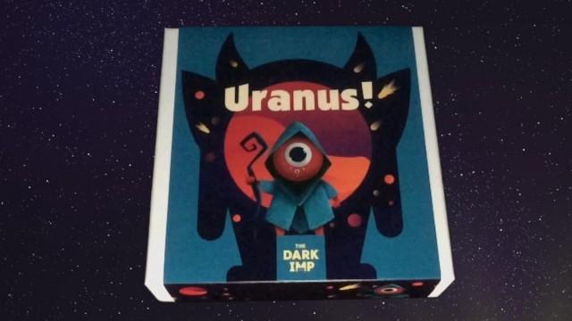 Uranus! Board Game Review