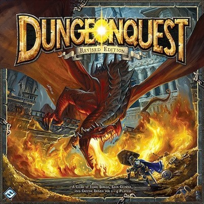 Life Isn't Fair - DungeonQuest Review