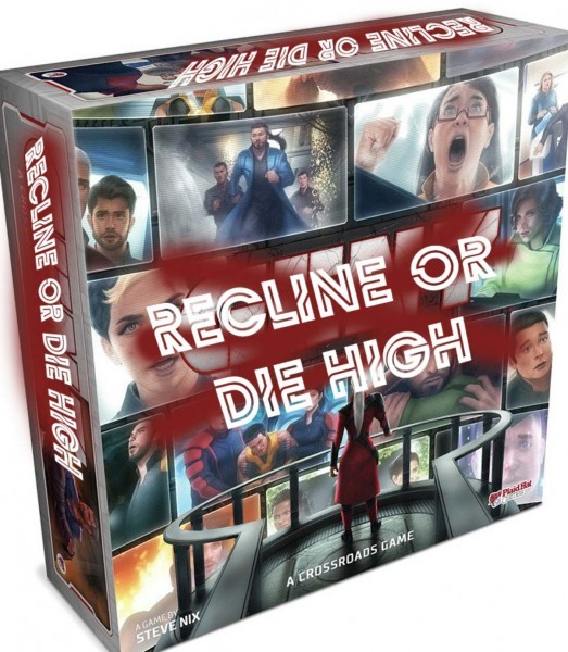 Gen7 Board Game Review - Recline or Die High