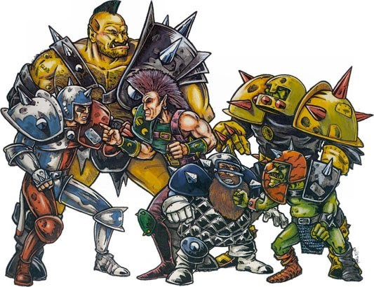 Blood Bowl and I