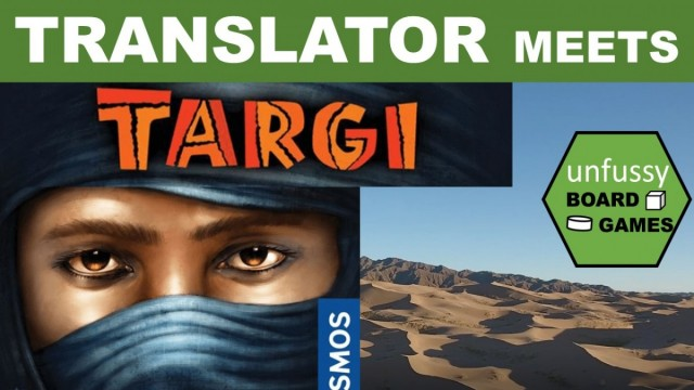 Translator Meets Targi