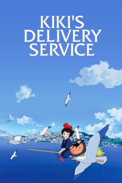 Ghiblapalooza Episode 7- Kiki's Delivery Service