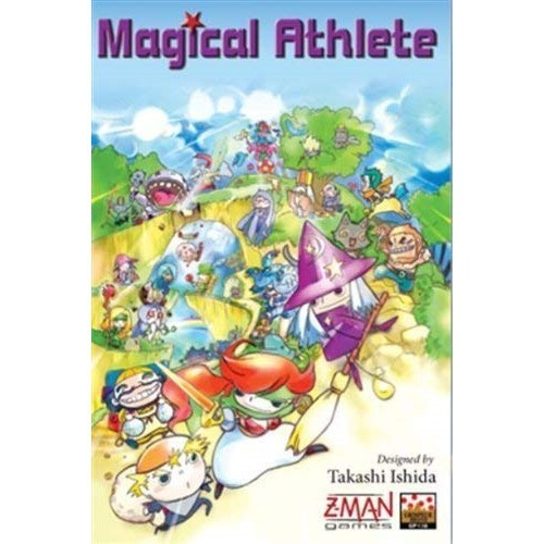 Flashback Friday - Magical Athlete