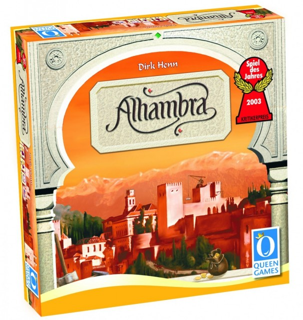 Flashback Friday - Alhambra