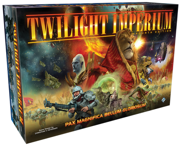 Flashback Friday - Twilight Imperium