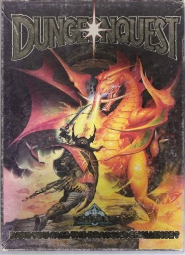 Dungeonquest - The Meat Grinder