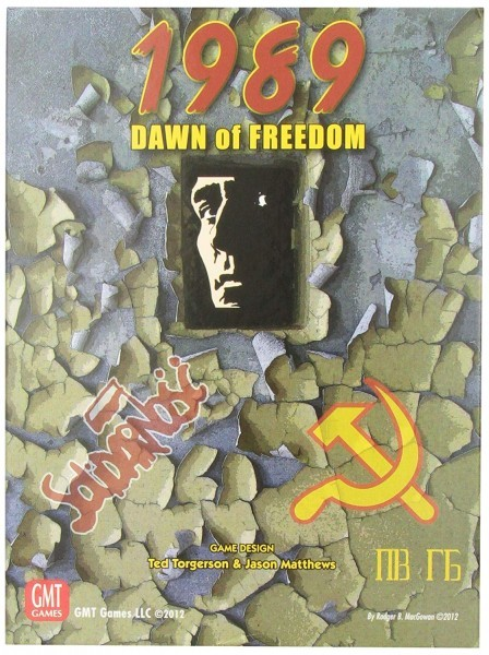 The Wall Must Go - 1989: Dawn of Freedom Review