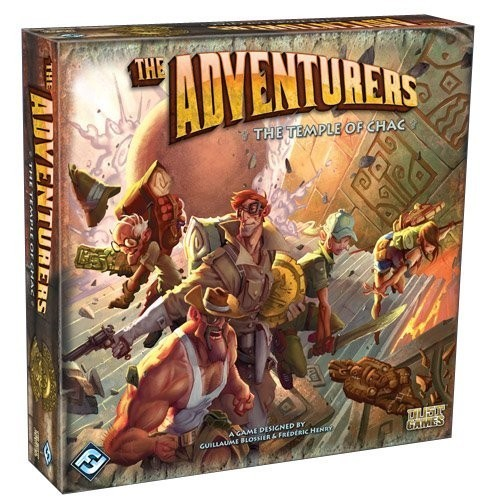 The Adventurers Board Game Review