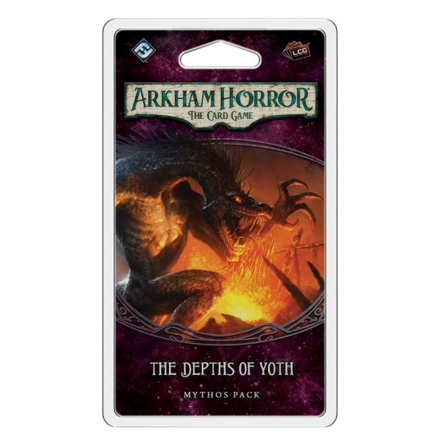 Arkham Horror: The Card Game - Depths of Yoth (Forgotten Age Mythos Pack 5)