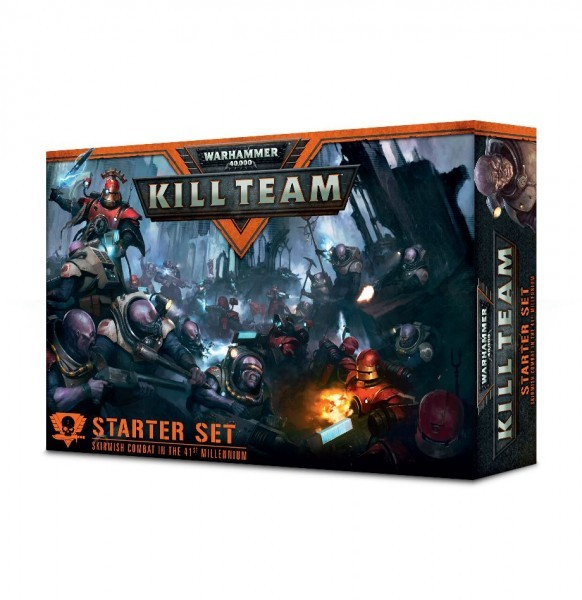 Warhammer 40k: Kill Team - The Game Itself Review