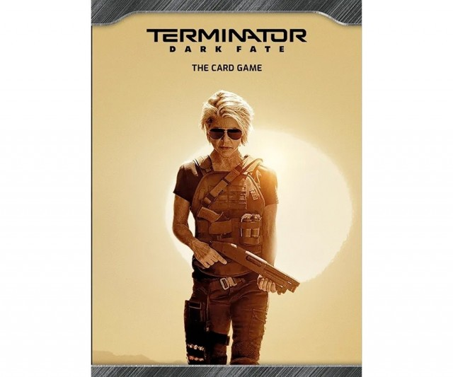 Terminator:  Dark Fate the Card Game