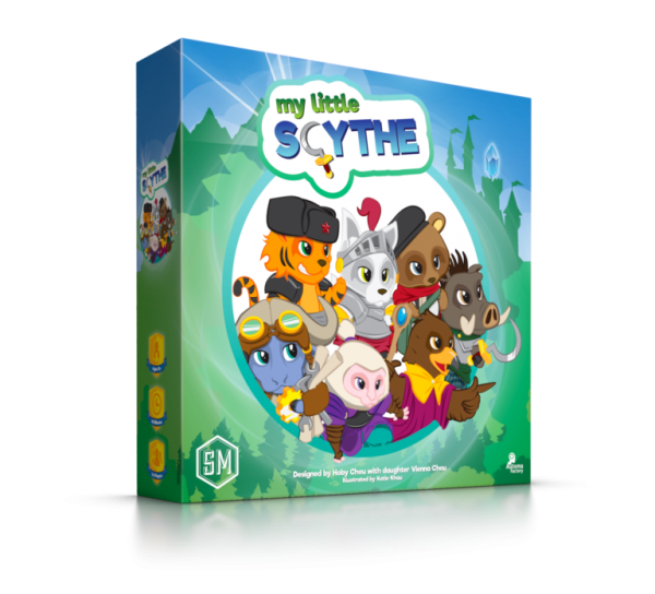 My Little Scythe Board Game Review