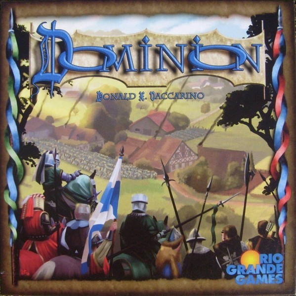Aargh! My Eyes! It's Another Bloody Dominion Review!
