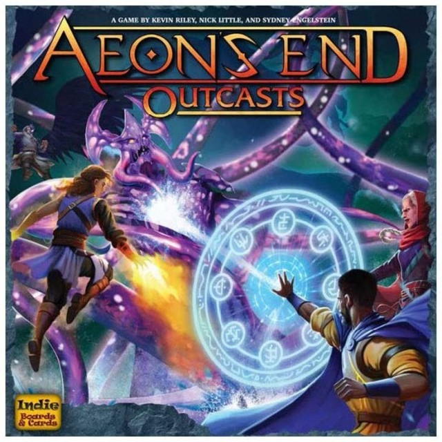 The Best Deckbuilder Just Got More Stuff- Aeon's End: Outcasts Review