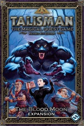 Talisman The Blood Moon - What A Horrible Night to Have a Curse!