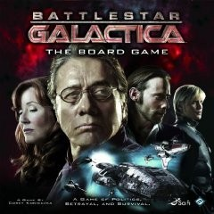 A Game of Cylons- Battlestar Galactica Board Game Review