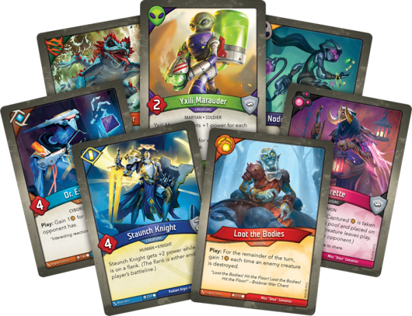 Many Keyforge Players Are Asking the Questions...