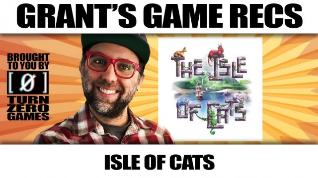 Isle of Cats - Grant's Game Recs