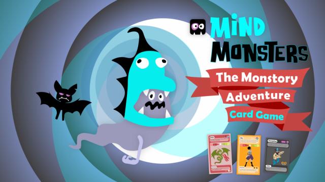 MindMonsters on Kickstarter Now