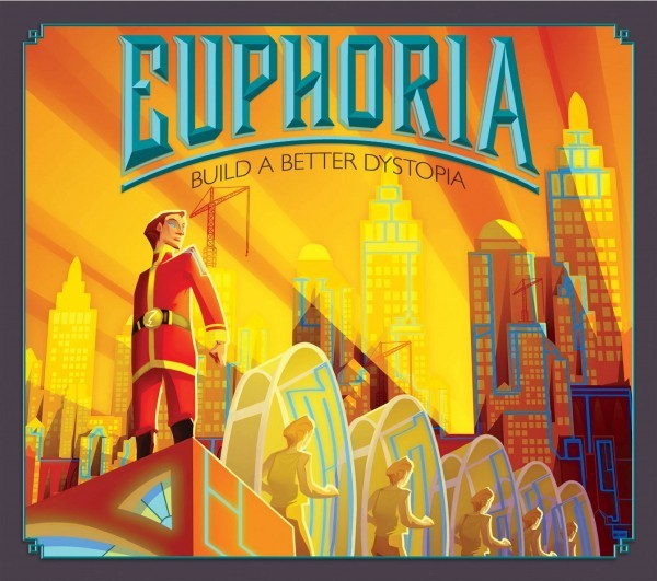 Euphoria Board Game Review
