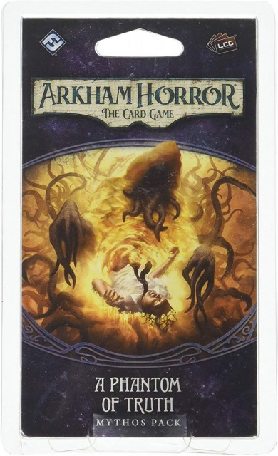 Arkham Horror: The Card Game - A Phantom of Truth (Path to Carcosa 3)