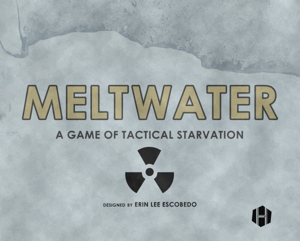 Meltwater - A Five Second Board Game Review