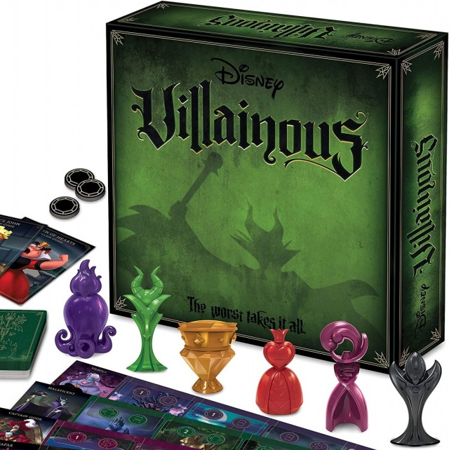 A View from the Shadows: Disney Villainous - Part I