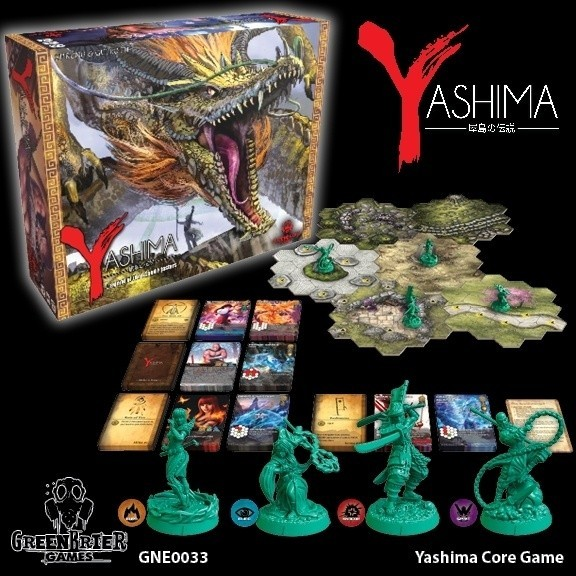 Yashima: Legend of the Kami Masters in Review