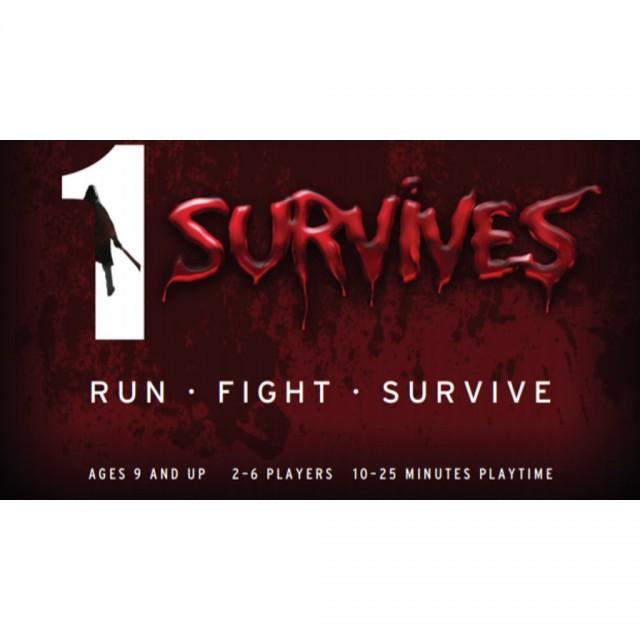 1 Survives - Kickstarter Preview