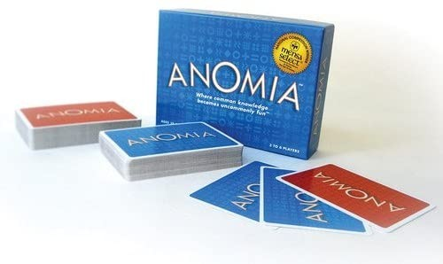 Extra Credit Critic - Anomia Card Game Review