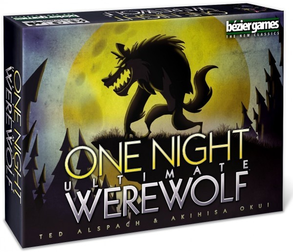 The Moon Is Out - One Night Ultimate Werewolf Review