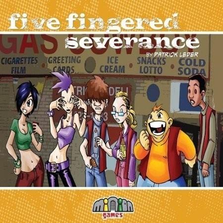 Five-Fingered Severance